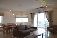 2 beds apartment luxury furnished in River Garden for rent