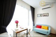 Serviced apartment 1 bedroom for rent