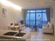 City garden 1 bedroom apartment with nice view for rent