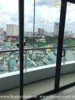 Unfurnished 1 bedroom apartment with high floor in City garden