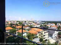 Wonderful 3 beds apartment with river view in The Nassim Thao Dien