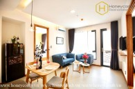 Beautiful decoration 2 bedrooms in Serviced apartment