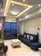 Good view 2 beds apartment with brand new in Masteri Thao Dien