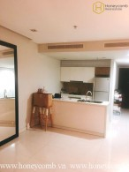 City garden 1 bedroom apartment with nice furnished for rent