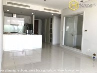 Unfurnished 1bedroom apartment with high floor in City Garden for rent