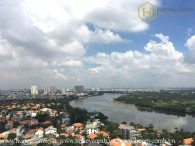 The Nassim Thao Dien 3 bedrooms apartment for rent