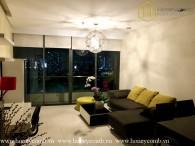 Good view 1 bedroom apartment in City garden for rent