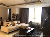 Nice view in Xi Riverview Palace for rent