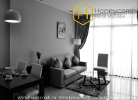 City Garden 1- bedroom apartment with full furnished for rent