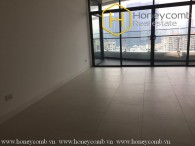 Unfurnished 3 beds apartment with city view in City Garden