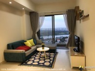 Beautiful high 2 bedrooms aparment in Masteri for rent