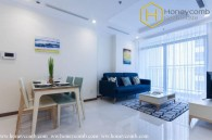 Elegantly designed 2 bedrooms apartment in Vinhomes Central Park