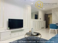 Bright and splendid 2 bedrooms apartment in Vinhomes Central Park