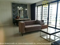 Three beds apartment with luxury design in The Estella Heights for rent