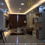 Open space contemporary-style 3 bedrooms apartment in Tropic Garden