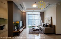 Contemporary fully furnished 3 bedrooms apartment in Vinhomes Central Park for rent