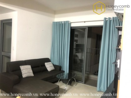 2 beds apartment with brand new in Masteri Thao Dien for rent