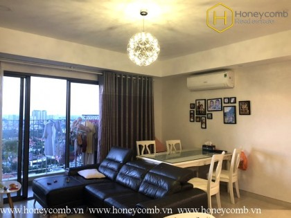 Wonderful 3-bedrooms apartment with nice view in Masteri Thao Dien