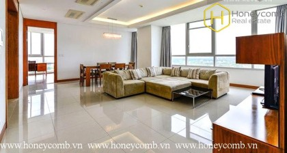 Luxury decoration with Xi Riverview Palace for rent