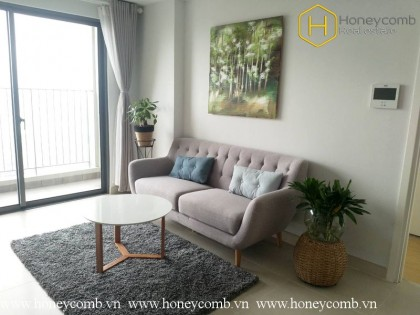 Good view 2 bedrooms apartment in Masteri Thao Dien for rent