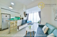Your life is more wonderful with this 1 bed serviced apartment at District 2
