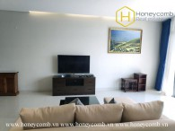 Wonderful 2 beds apartment in City Garden, District Binh Thanh