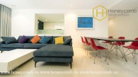This commodious 3 bed-apartment will give the very soothing feeling to you at City Garden