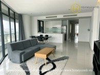So gorgeous and luxurious is this 3 bedroom-apartment that you will be attracted at City Garden