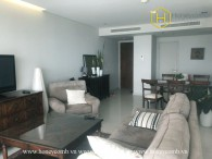 The picturesque 2 bed-apartment with eye-smoothing furniture at City Garden