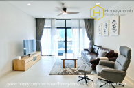 This 1 bed-apartment will create modern and convenient lifestyle for you at City Garden