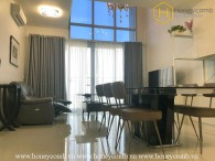 Fantastic 3 bedroom apartment with nice furnished in The Estella Heights