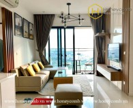 The supremely fabulous 2 bed-apartment with sun-filled space at Estella Heights