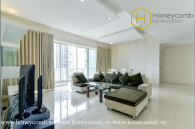 The 3 bed-apartment is so spacious with breathtaking view and modern design at Estella