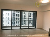 Unfurnished 2 bed-apartment with sun-filled space at Gateway Thao Dien