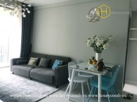So beautiful is this 1 bed-apartment that you can't take your eyes off at Masteri An Phu