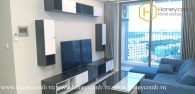 The 2 bed-apartment with romantic and pleasing style at Masteri An Phu