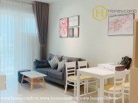 Enjoy your modern life with this artistic 2 bedroom-apartment in Masteri An Phu