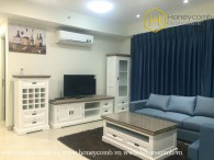 3 beds apartment with city view in Masteri Thao Dien for rent