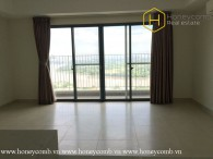 Are you seeking a spacious 3 bed-apartment with nice view at Masteri Thao Dien ?