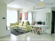 2 beds apartment with good price at Masteri Thao Dien