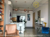 Shine bright like this high-class 2 bed-apartment with breathtaking view from Masteri Thao Dien