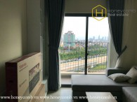 Exceptional and modern style with 2 bedrooms apartment at Masteri Thao Dien