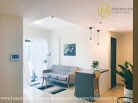 Express your individuality with bustling and adorable 2 bed-apartment from Masteri Thao Dien