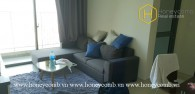 The shiny 1 bed-apartment for lease at Masteri Thao Dien