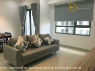 2 beds apartment with pool view at Masteri Thao Dien for lease