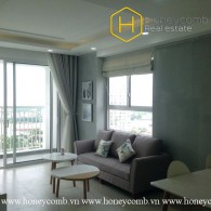 Tropic Garden 2 bedrooms apartment with full furnished for rent