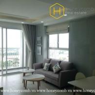 Cho thuê căn hộ 2 phòng ngủ đầy đủ nội thất ở Tropic Garden