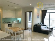 You will be impressive with this graceful 2 bed-apartment at Vinhomes Central Park
