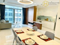 Your lifestyle is more wonderful with this 3 bed-apartment at Vinhomes Central Park