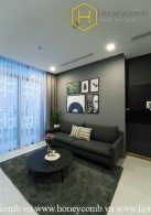 The ingenious and appealing 2 bed-apartment for lease at Vinhomes Central Park